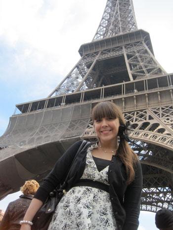 Bonjour World! Pivot Point Study Abroad: Paris!