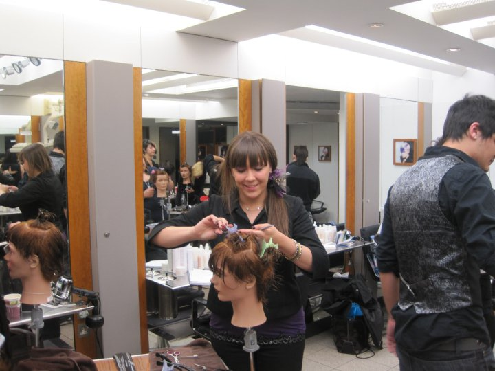 London: Second day of Education at Sassoon Academy