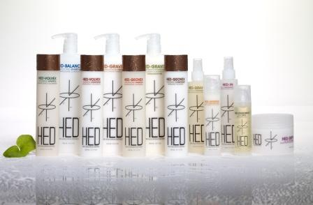 HED Professionals Launches Hair Care, Styling, and Smoothing Line