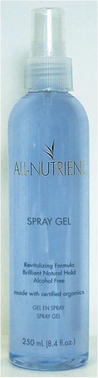 All-Nutrient Spray Gel