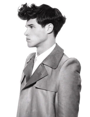 Men's hairstyle trends: Go Bold