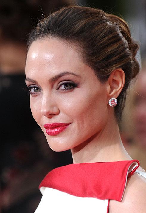 Angelina Jolie and Viola Davis Shine at the Golden Globes