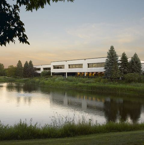 THE TOUR: Aveda Headquarters, Blaine, Minnesota