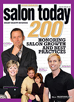 The 14th Annual Salon Today 200: Honoring Salon Growth and Best Business Practices