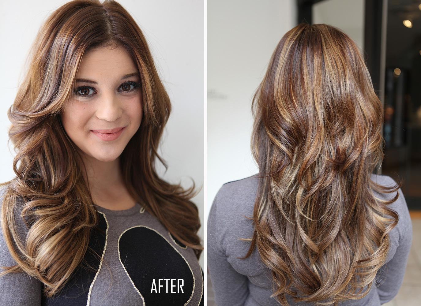 Box Hair Color Fail To Beautiful Balayaged Babylights Hair