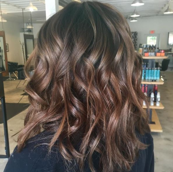 Haircolor Correction Brassy And Not Believable To Rich