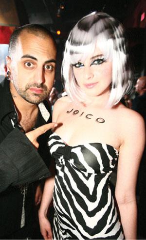 Joico Sponsors  Vegas Salon Tour