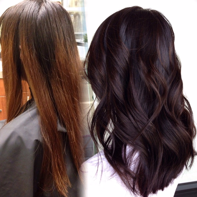 Transformation Shorter Bolder Career Modern Salon