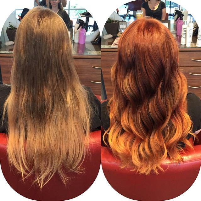 Formula Perfect Copper Hair Color Modern Salon