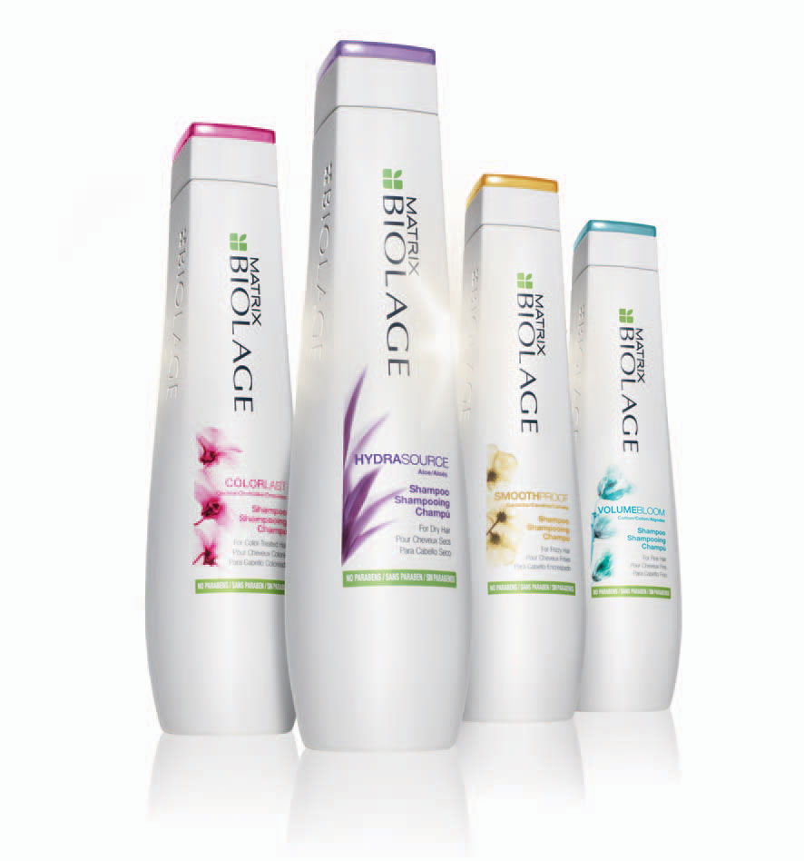 Biolage's BioMatch