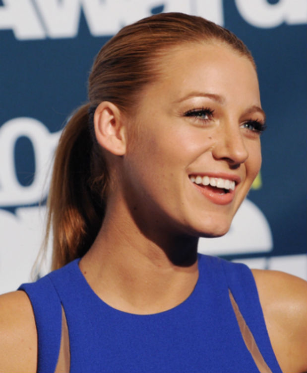 Blake Lively: Queen of the Ponytail