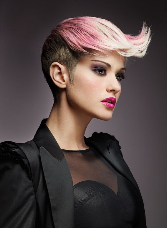 Want to Compete LIVE in Spain? Enter Wella's Trend Vision!