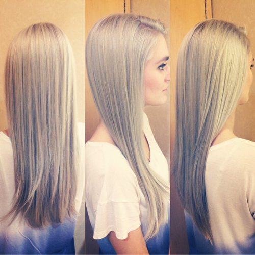 COLOR HOW-TO: Level 10 Blonde with Virgin Application