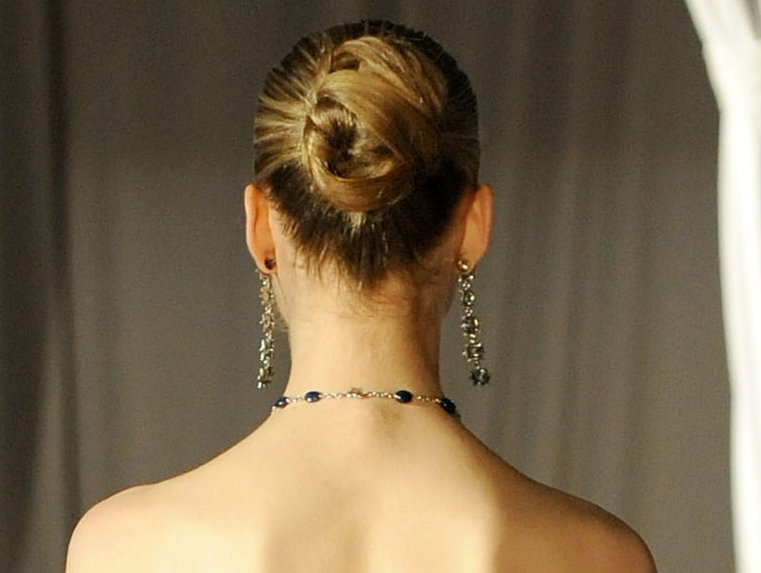 HOW-TO: Weaved Bun
