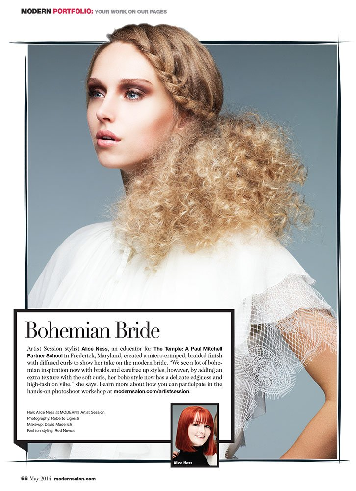 HOW TO: 360 Overview of This Intense Texture and Braid