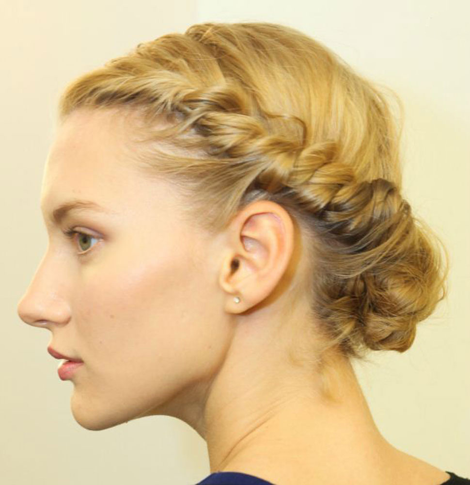 How To: Bridal Braids