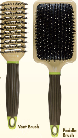 New Macadamia Natural Oil Brushes