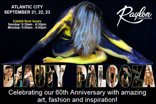 Raylon Celebrates 60 Years with Beauty Palooza