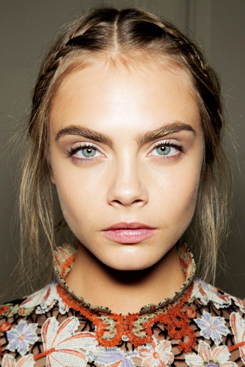 HOW-TO: Thick Blonde Brows