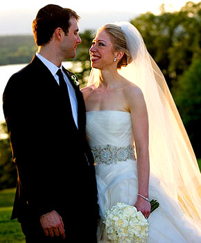 Chelsea Clinton's Big Day: Hair Predictions, Results, Reactions