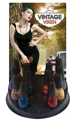 China Glaze introduces nail polish colors inspired by old Hollywood