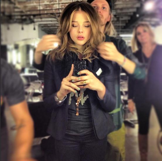 Celebrity Hair Crush: Chloe Moretz