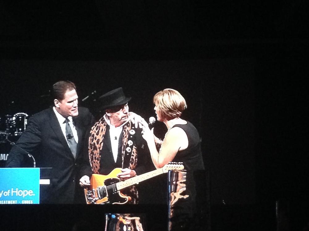 Honoring Harlan Kirschner at the Spirit of Life Award Gala