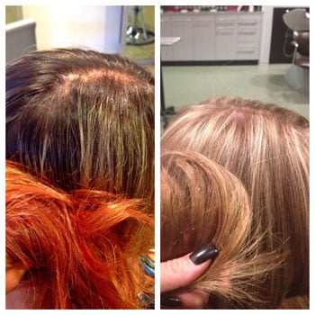 BEFORE AND AFTER: A Color Correction Makeover