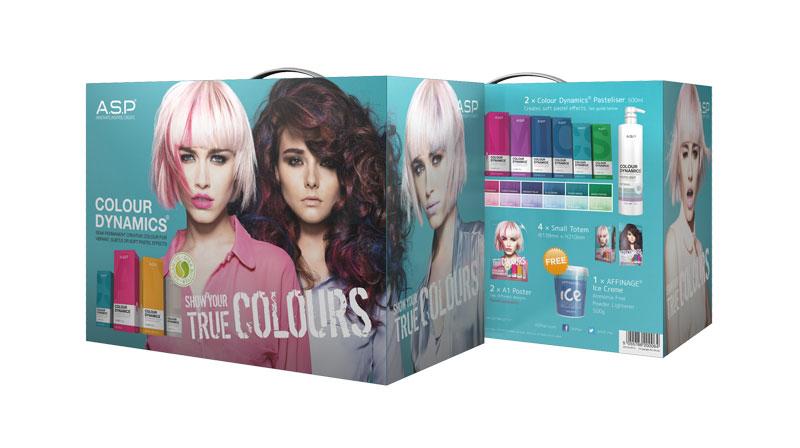 Affinage Salon Professional Colour Dynamics