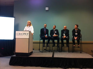 Cosmoprof North America Hosts Presentation at ISSE