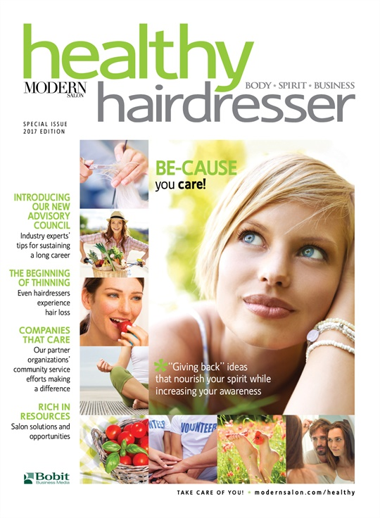 Healthy Hairdresser
