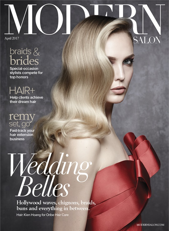 Swell Modern Salon Magazine Professional Hairstylist Education Hairstyle Inspiration Daily Dogsangcom