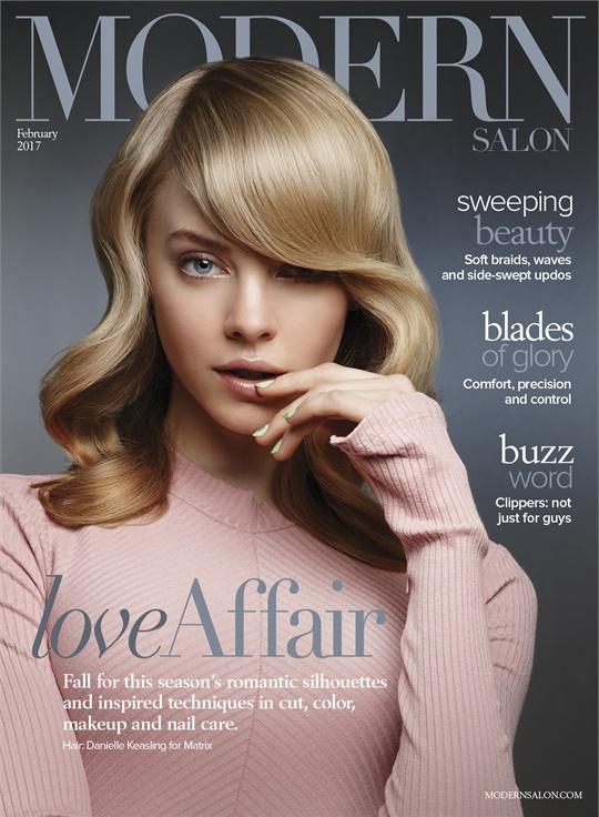 Wondrous Modern Salon Magazine Professional Hairstylist Education Short Hairstyles Gunalazisus