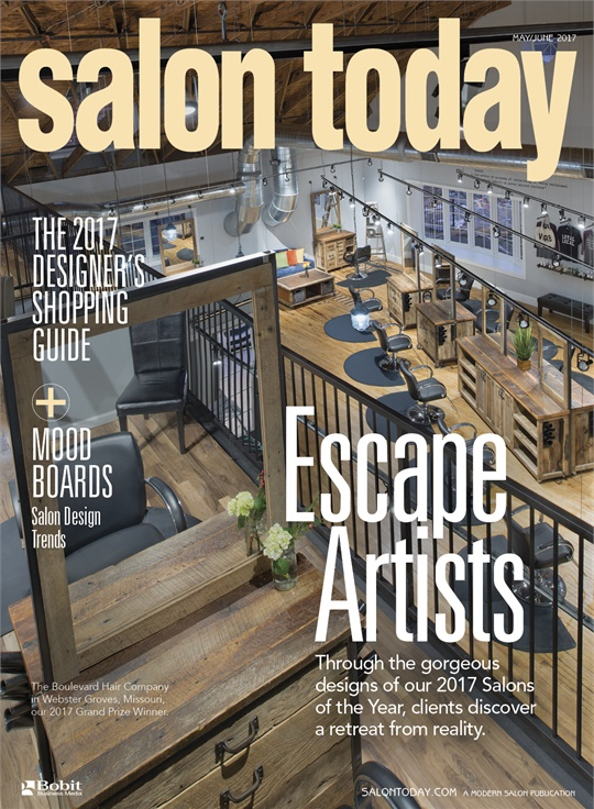 May 2017 Issue - Salon Today