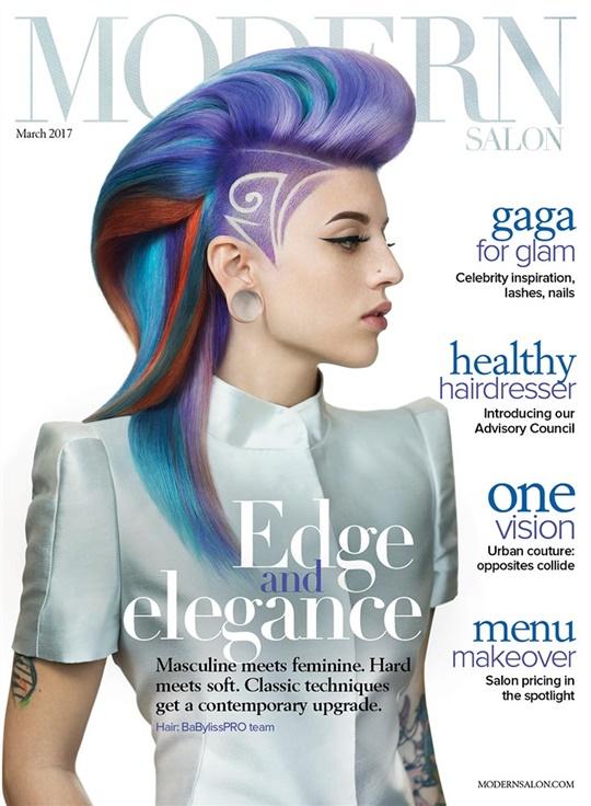 Modern Salon Magazine | Professional Hairstylist Education