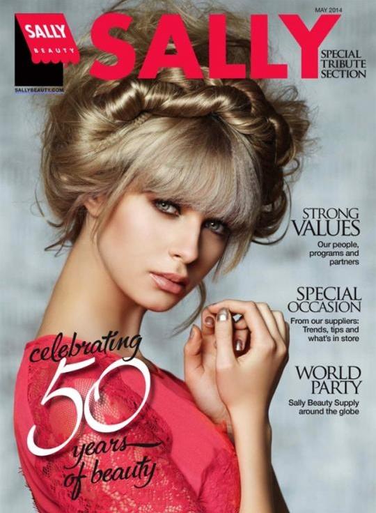 Celebrity style beauty supply
