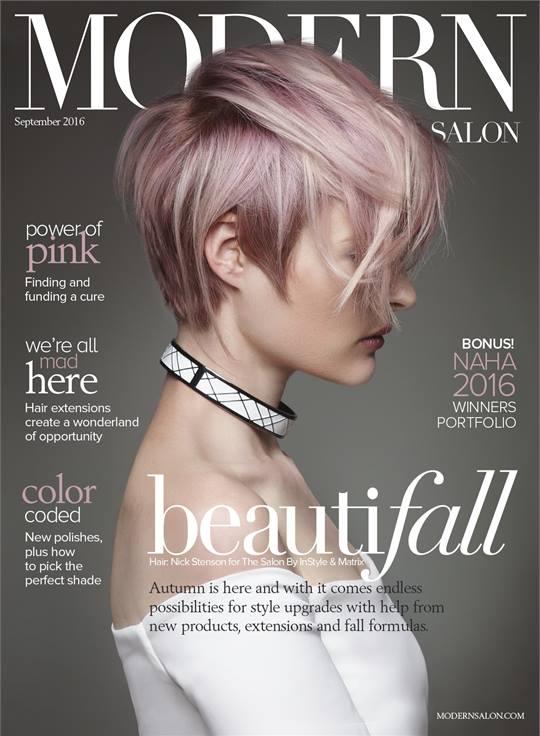 September 2016 Issue Modern Salon