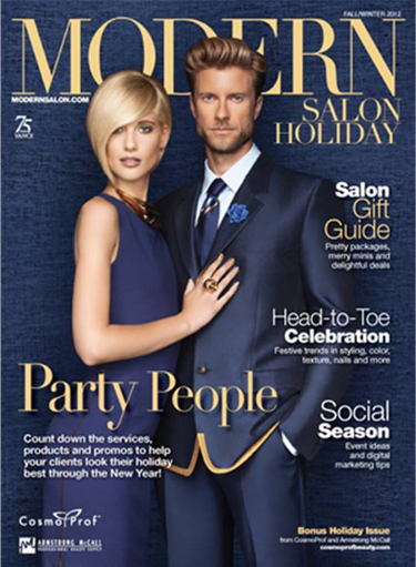 Holiday 2012 Cover
