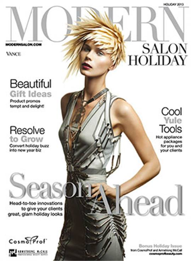 Holiday 2013 Cover