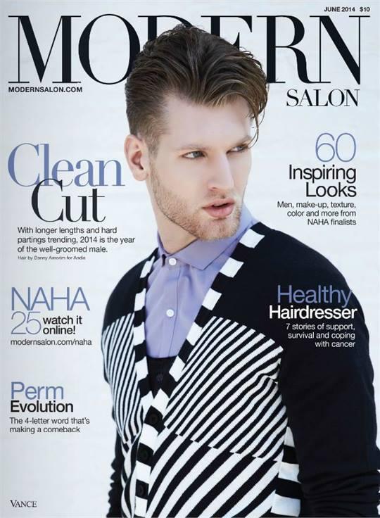 June 2014 Issue Modern Salon