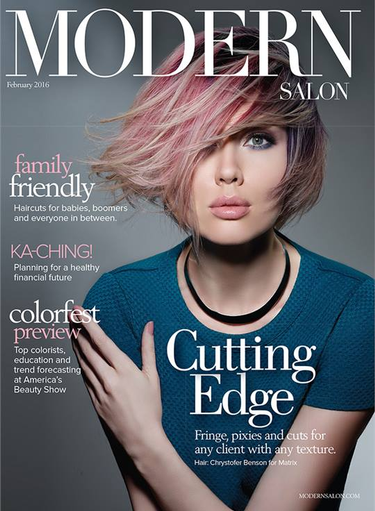 February 2016 Cover