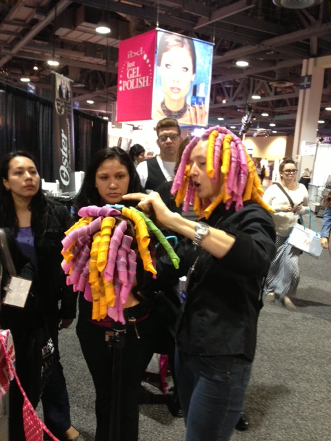 Launched at ISSE: HOTTOOLS NexGen and CURLFORMERS Mesh Ribbons