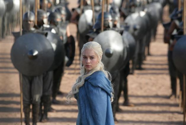 GAME OF THRONES: Daenerys Targaryen's Braided Hairstyle