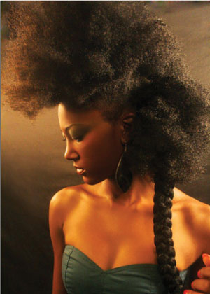 Curly Case Studies: Natural Hair Styles