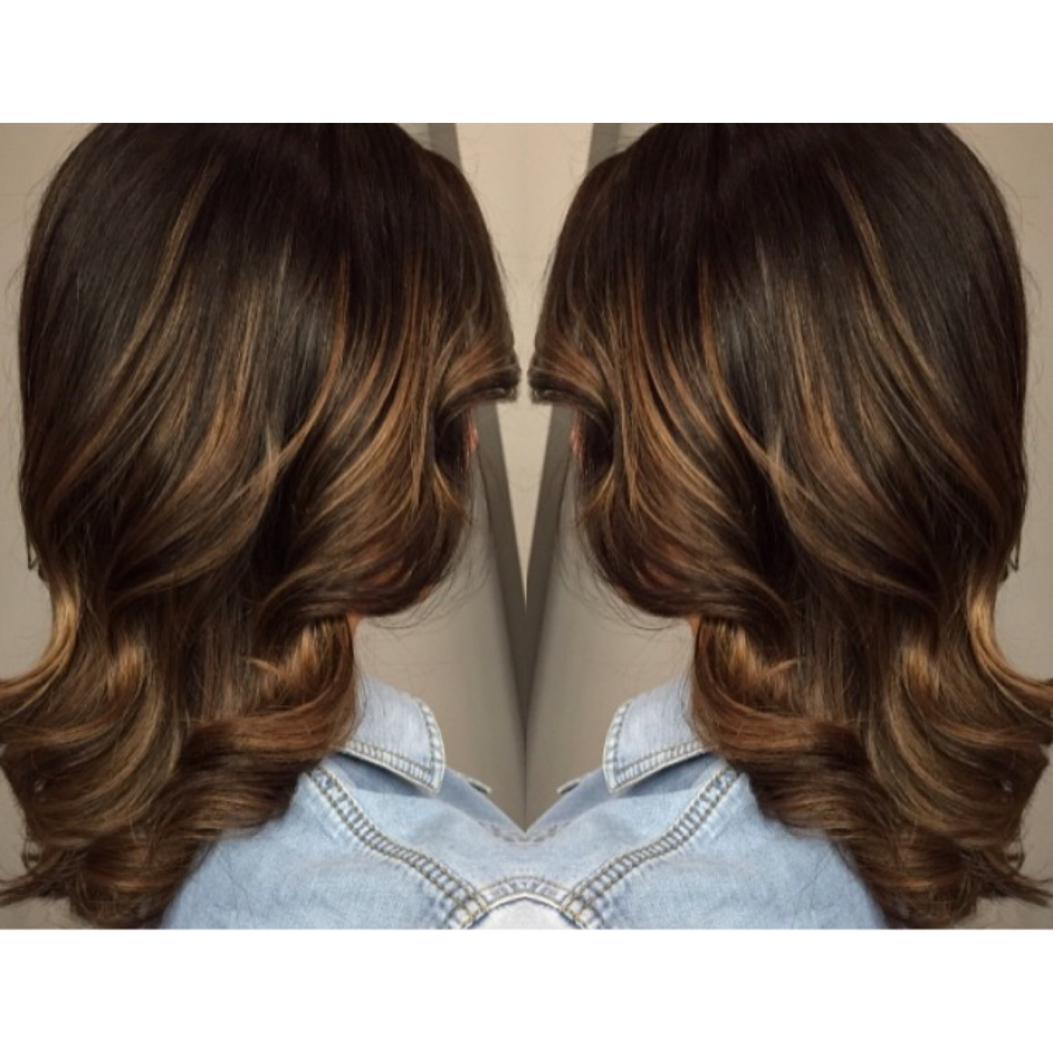 Transformation Grown Out And Banded To Gorgeous Color Melt Career