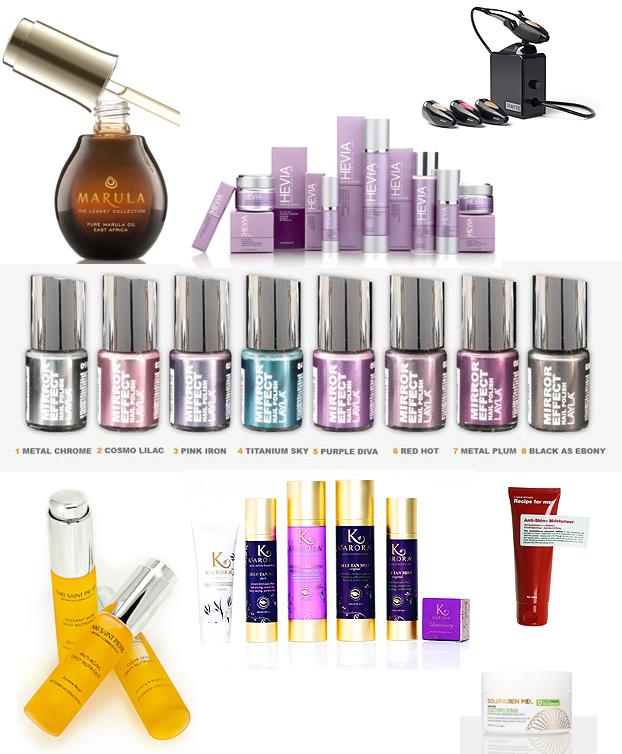 2012 CPNA's Discover Beauty Line-up Announced!