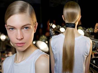 FASHION WEEK: Backstage Beauty at DKNY