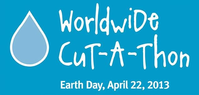 Neroli Salon's Cut-A-Thon on Earth Day