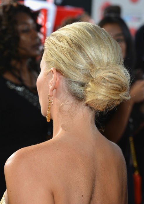 TREND ALERT: Messy Updos at the AMAs