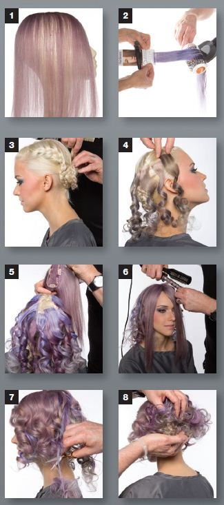 HOW-TO: Enchanted Princess with The Doves and Hairdreams